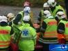 08.12.2009 – Exercice Accident pour Aspirants de la Police
