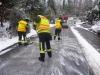 10.01.2017 - Hydrocarbures sur la chaussée - Villars-sur-Glâne