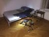 07.04.2017 - Feu de matelas - Rue Jean-Grimoux