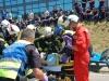 11.06.2015 - Exercice Accident pour Aspirants de la Police